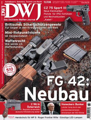 Artikelrecherche - Deutsches Waffen Journal